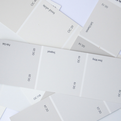 50 Shades of White…and More