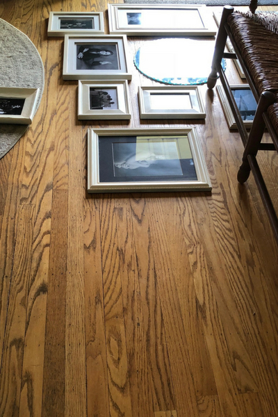 how to create a budget friendly gallery wall