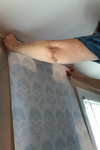 master bedroom renovaton