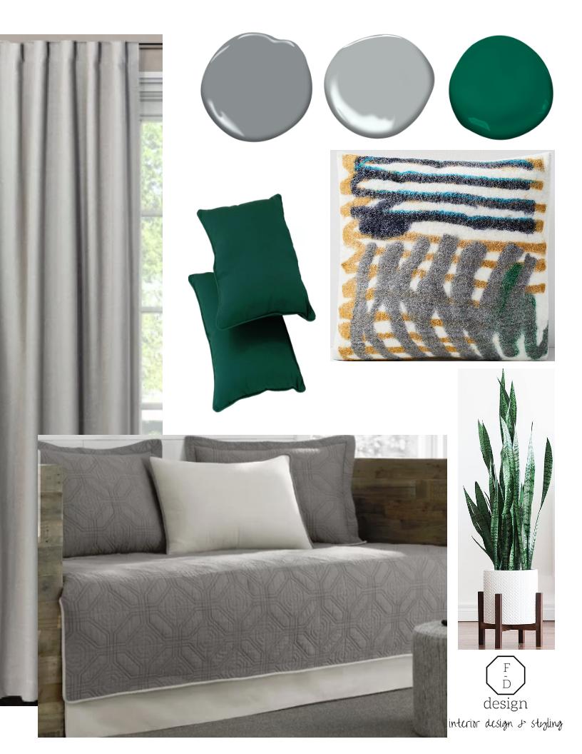 e-design styling interior design