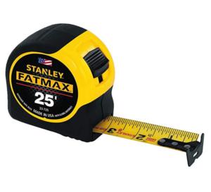 interior designer tape measure
